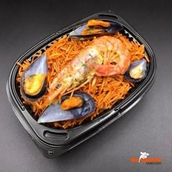 FIDEUÀ (de peix i marisc)